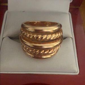 Bronze Milor Italy ring